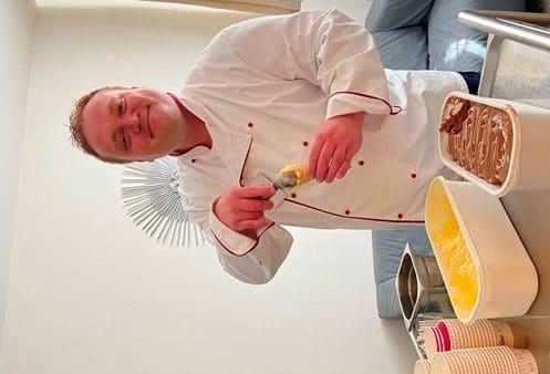 Náš skvělý šéfkuchař SeniorCentra Chrudim