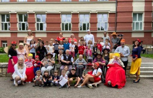 Dětský den v SeniorCentru Chrudim